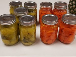 Cover photo for Lunch and Learn:  Canning 101