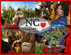 Cover photo for NC Hospitality & Pride