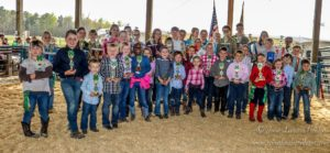 Cover photo for 2018 4-H Livestock Show and Sale