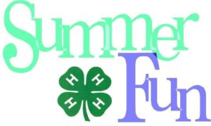Cover photo for 4-H Summer Day Camps