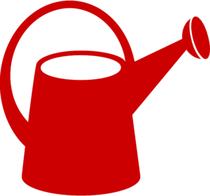 Watering Can icon_Red