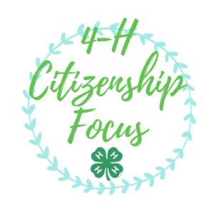 Cover photo for 4-H Citizenship NC Focus 2020