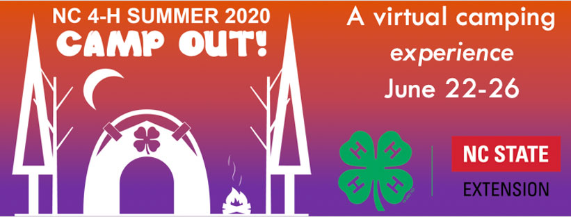 CAMP OUT! logo