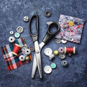 sewing supplies kit