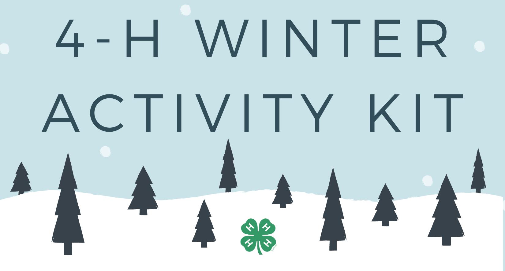 4-H Winter Activity Kit